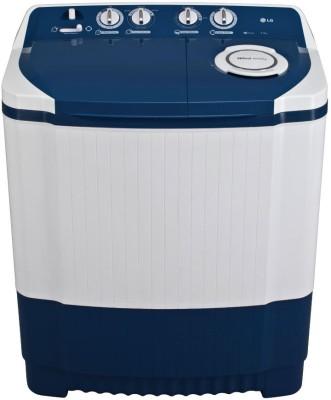 LG P7556R3F 6.5 kg Semi Automatic Top Loading Washing Machine Image