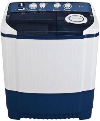 LG P8072R3FA 7 kg Semi Automatic Top Loading Washing Machine Image