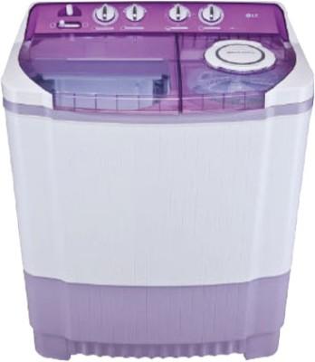 LG P8237R3SA 7.2 kg Semi Automatic Top Loading Washing Machine Image