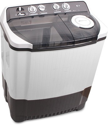 LG P8539R3SM 7.5 kg Semi Automatic Top Loading Washing Machine Image