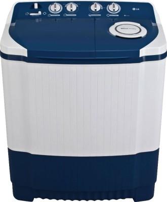 LG P8540R3FM 7.5 kg Semi Automatic Top Loading Washing Machine Image