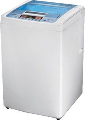 LG T7508TEDLL 6.5 kg Fully Automatic Top Loading Washing Machine Image