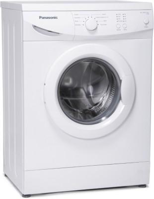 Panasonic 6 kg Fully Automatic Front Loading Washing Machine NA-106MC1W01 Image