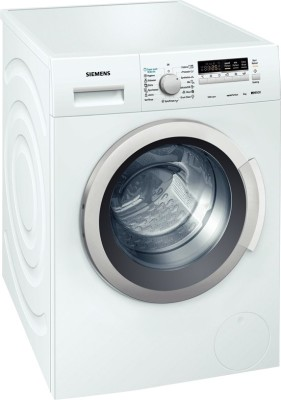 Siemens Wm12p260in 8 Kg Fully Automatic Front Loading