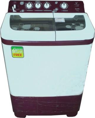 Videocon QUANTA+ VS73J22-DM 7.3 kg Semi Automatic Top Loading Washing Machine Image