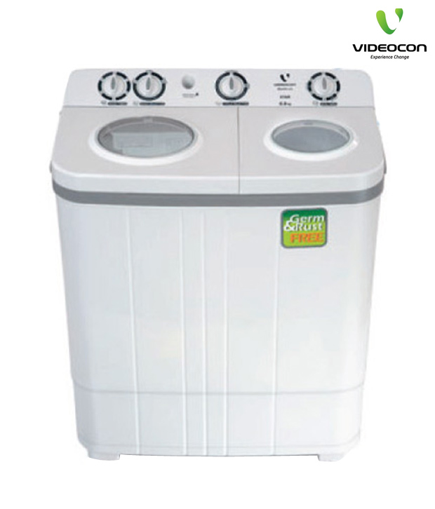 Videocon Typhoon Plus WM VS60B11-DM 6 kg Semi Automatic Top Loading Washing Machine Image
