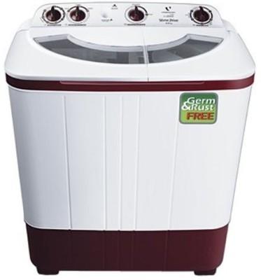 Videocon VS60A12 6 kg Semi Automatic Top Loading Washing Machine Image