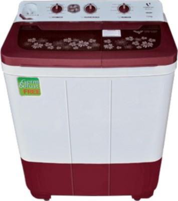 Videocon VS73J11 7.3 kg Semi Automatic Top Loading Washing Machine Image