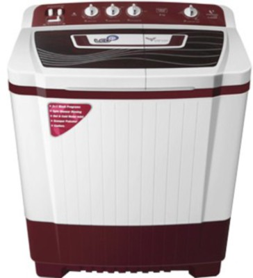 Videocon VS80P14 8 kg Semi Automatic Top Loading Washing Machine Image
