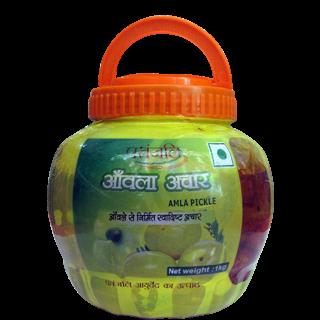 Patanjali Amla Pickle Image