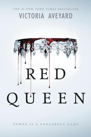 Red Queen - Victoria Aveyard Image