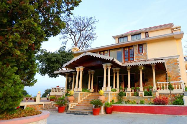 Welcome Heritage Kumaon Heritage - Dharanaula - Almora Image