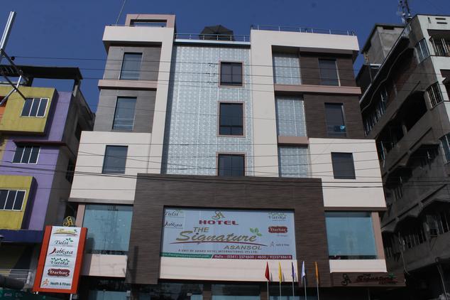 Hotel The Signature - Ushagram - Asansol Image
