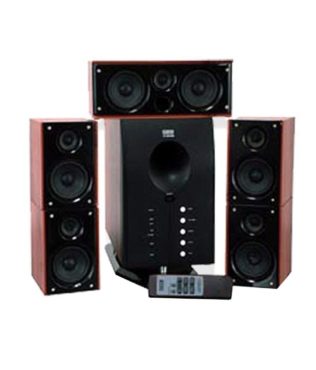 Intex IT4800W 5.1 Speaker System Image