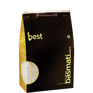 Best Select Basmati Rice Image
