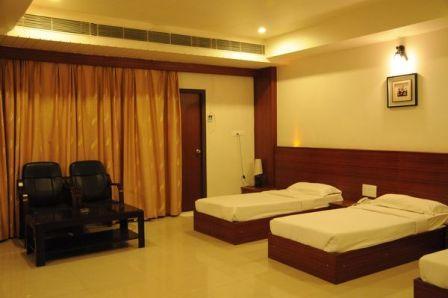 Hotel Seven Sky - Airport Road - Bhuj Image