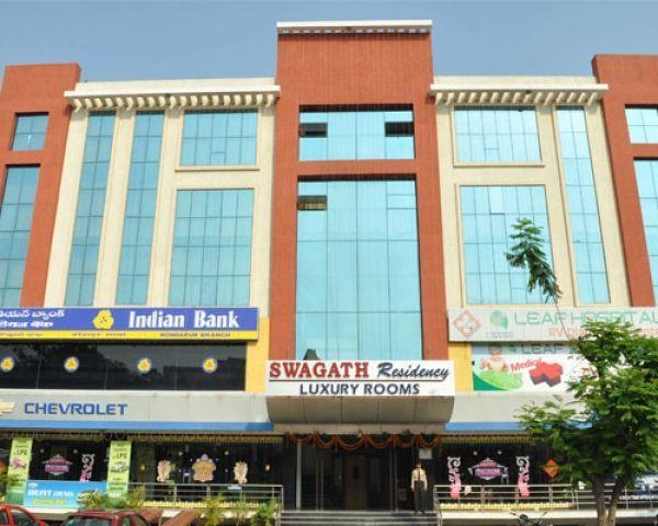 Swagat Hotel - Old Dhatia Falia - Bhuj Image