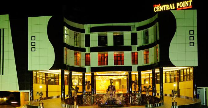 Hotel Central Point International Raipur Road Bilaspur Questions