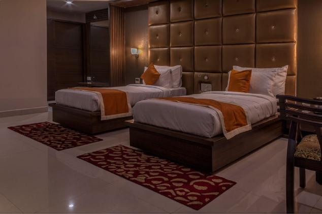 Hotel Heavens Park - Telipara - Bilaspur Image