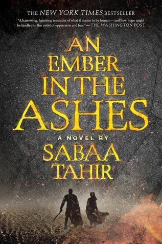An Ember in the Ashes - Sabaa Tahir Image