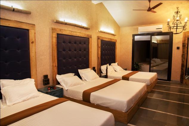 Hill Zill Resort - Tambolpada - Bordi Image