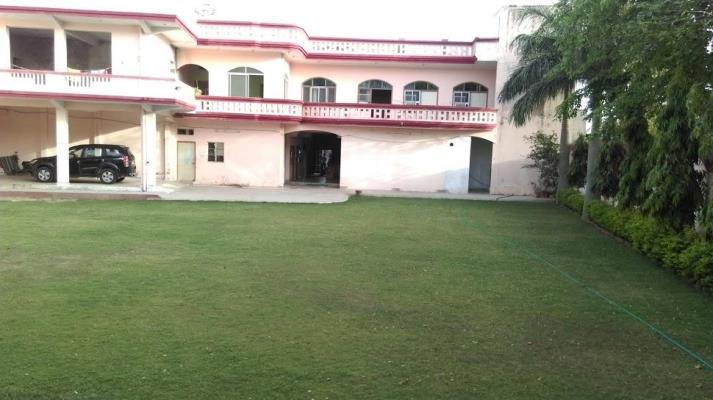 Hotel Sheesh Mahal Residency - Nainwa Road - Bundi Image