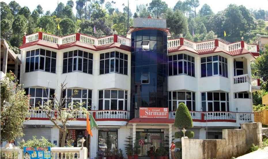 Hotel Grand Sirmaur - Tehri Lake Road - Chamba Image