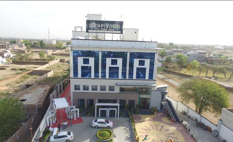Hotel La Capitol - Panna Road - Chhatarpur Image