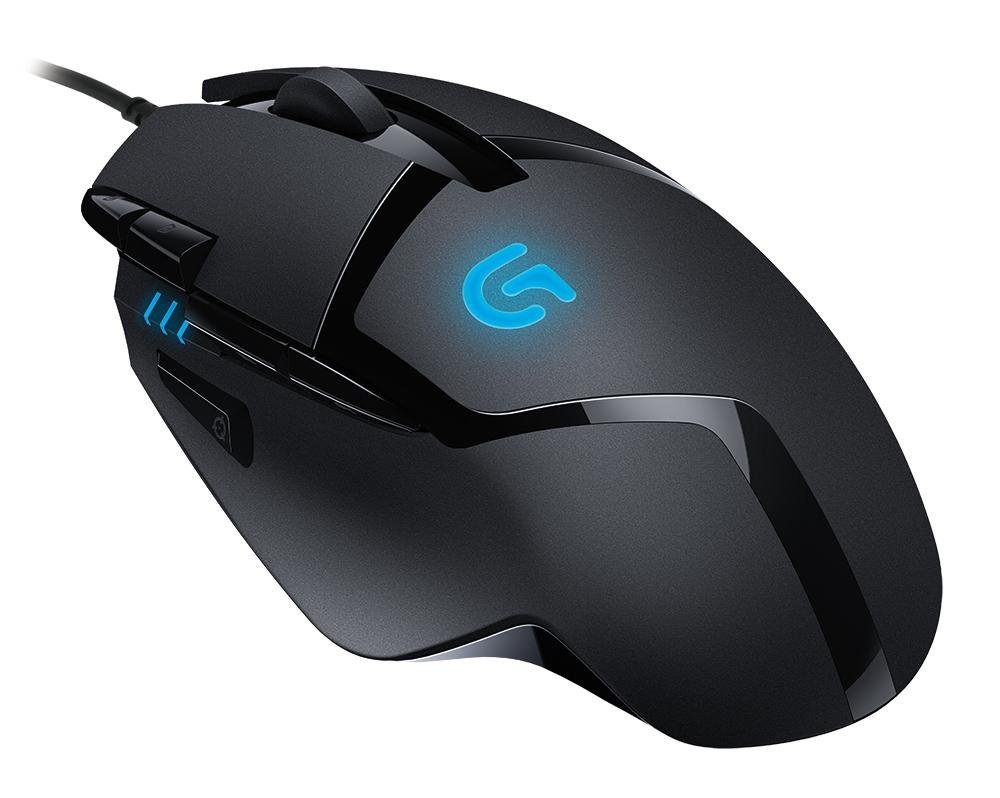 Logitech G402 Hyperion Fury Ultra Gaming Mouse Image