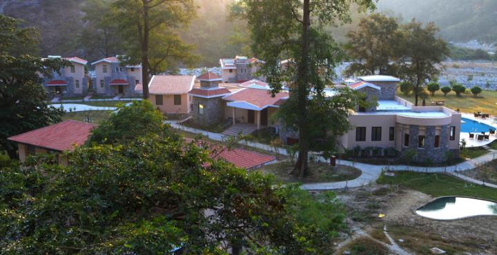 Corbett River Creek Resort and Spa - Jhadgaon - Corbett Image
