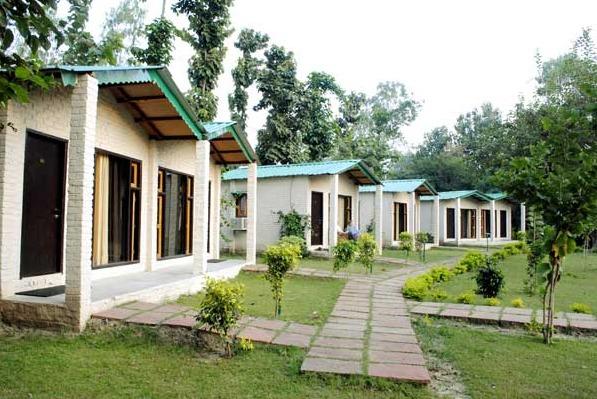 Falcon Nest Resort - Ram Nagar - Corbett Image