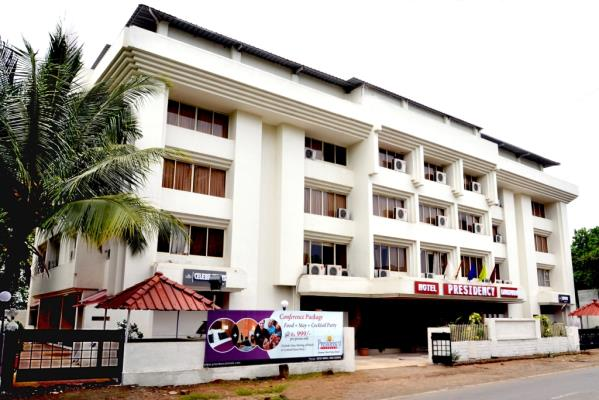 Hotel Presidency Landmark - Sea Face Road - Daman Image