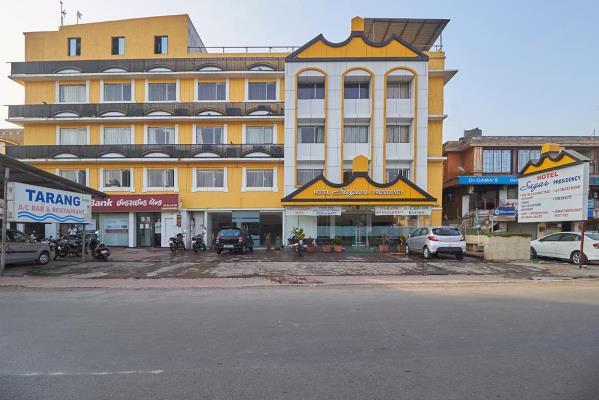 Hotel Sagar Presidency - Tin Batti - Daman Image