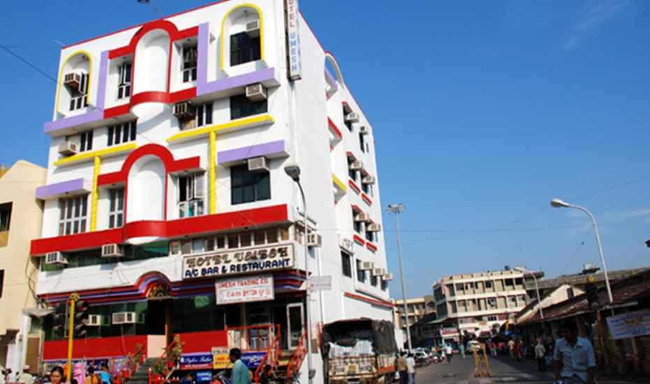 Umesh Hotel - Char Rasta Nani - Daman Image