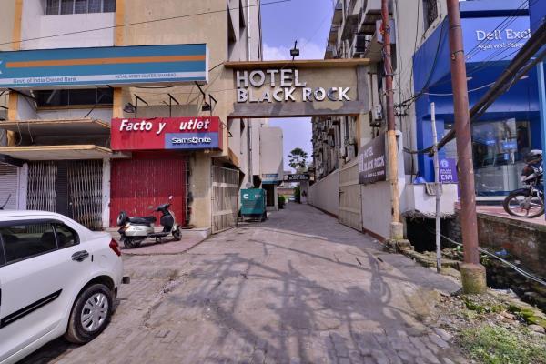 Hotel Black Rock - Bank More - Dhanbad Image