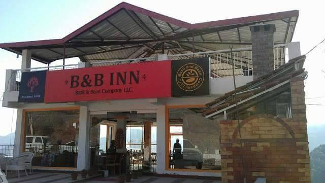 Basil & Bean Inn - Dharampur Road - Dharampur Image