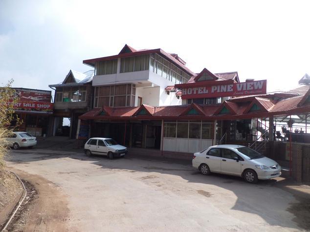 Hotel Pine View - Kasauli Road - Dharampur Image