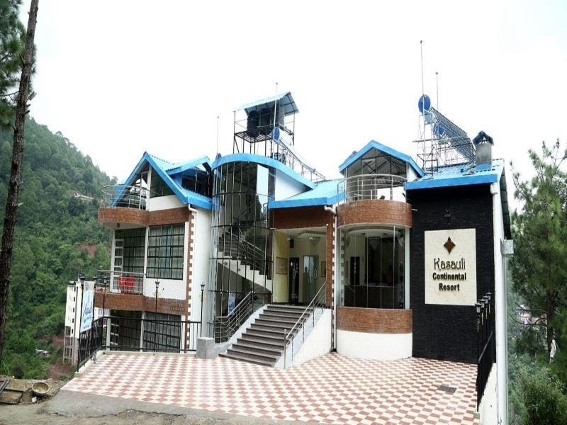 Hotel Sunrise Cottage - Kasauli Chowk - Dharampur Image