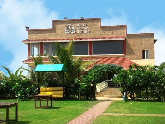 Hotel Sonar Bangla - Digha Image