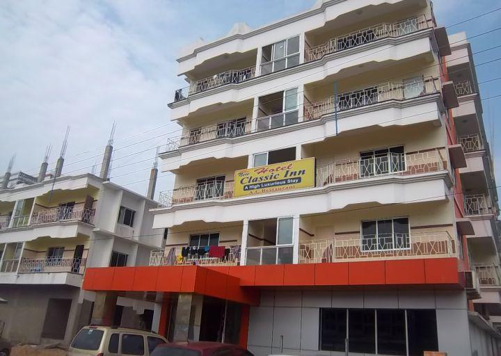 New Hotel Classic Inn - Purba Medinipur - Digha Image