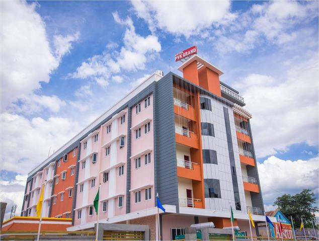 Hotel PVK Grand - Thadikombu Road - Dindigul Image