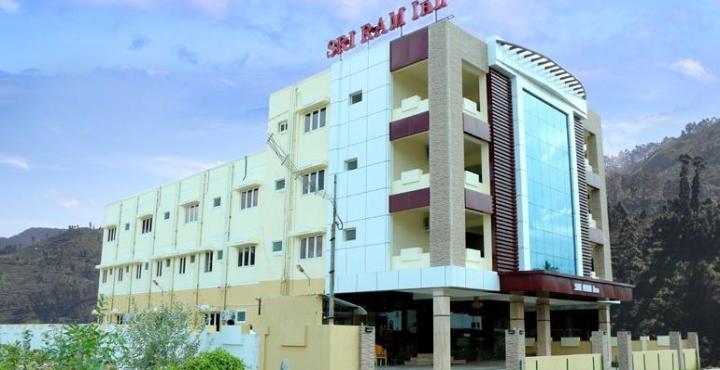Hotel Sri Ramm Inn - Palani - Dindigul Image