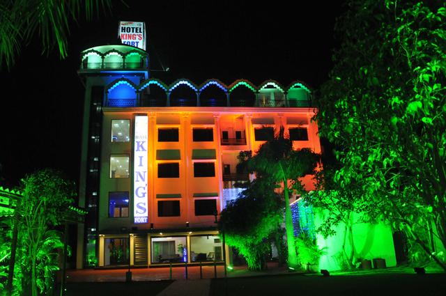 Hotel King's Fort - Malviya Nagar - Durg Image