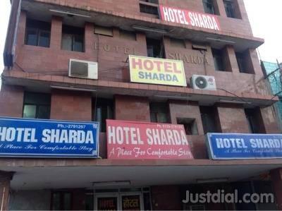 Sharda Hotel - Navyug Market - Ghaziabad Image