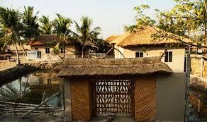 Solitary Nook - Pakhiralaya - Gosaba Image