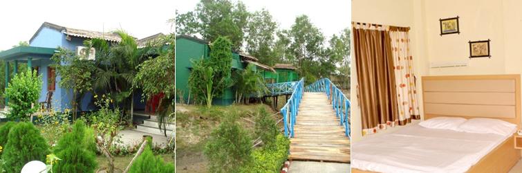 United 21 Resort Sunderbans - Pakhiralaya - Gosaba Image