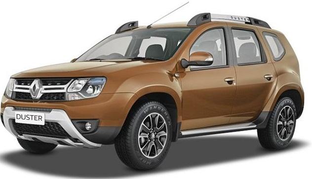 Renault Duster 2016 110PS Diesel RxL Image