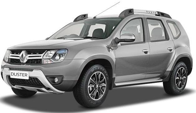 Renault Duster 2016 110PS Diesel RxL AMT Image