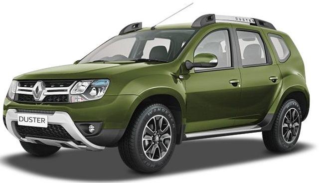 Renault Duster 2016 110PS Diesel RxZ AMT Image