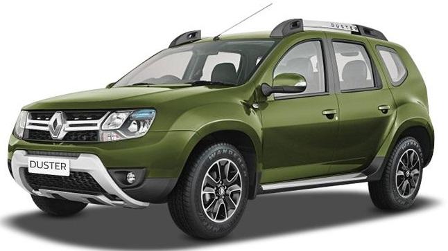 Renault Duster 2016 85PS Diesel STD Image